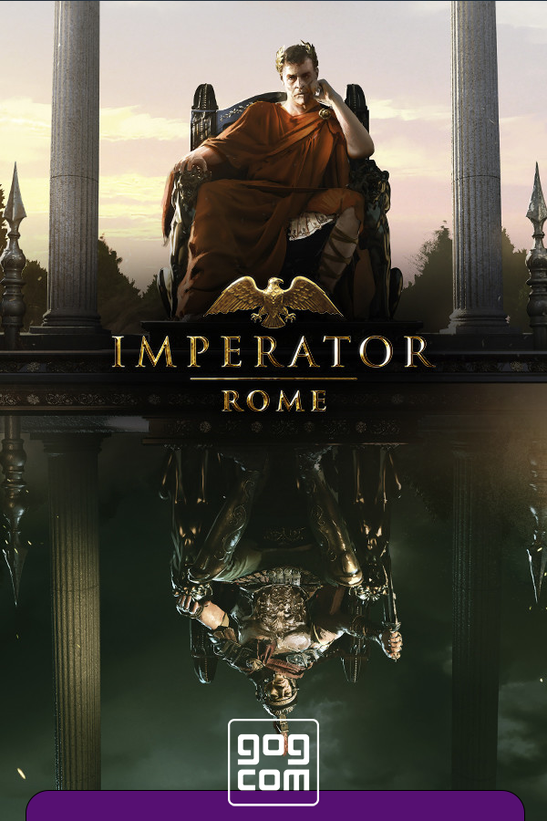 Cover Imperator: Rome - Deluxe Edition v.2.02 rc1 [GOG]