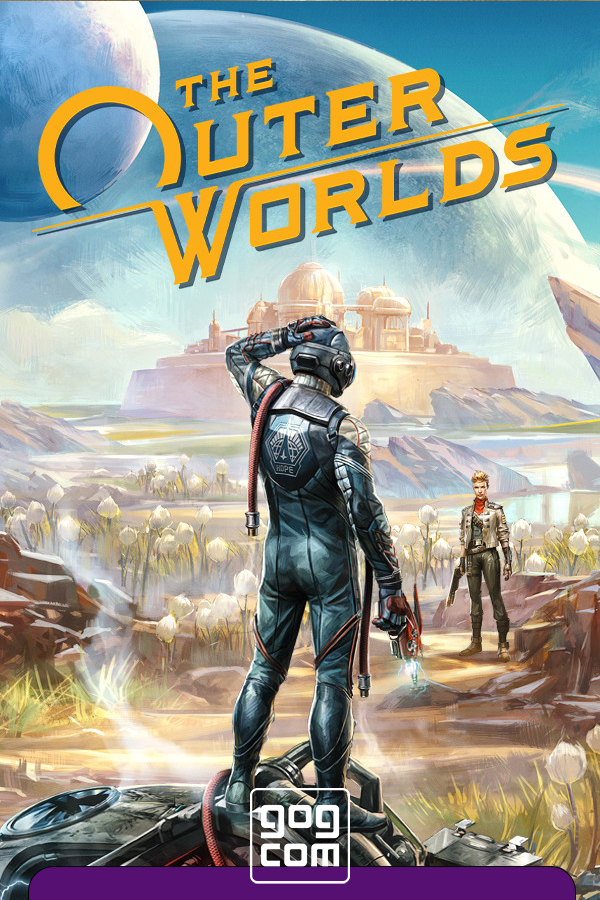Poster The Outer Worlds v.1.5.1.712 [GOG] (2019)