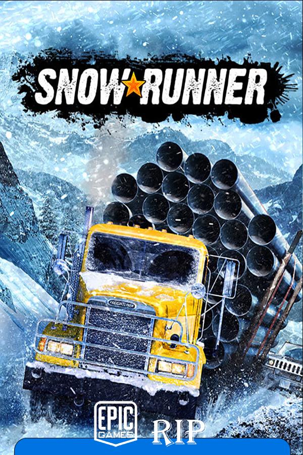 Cover SnowRunner v.12.2 [EGS-Rip]