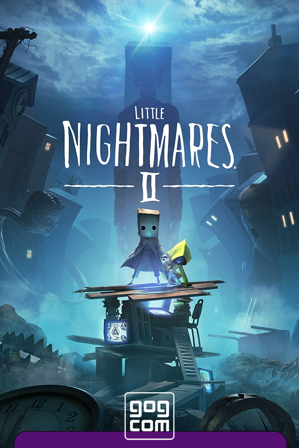 Cover Little Nightmares II - Deluxe Edition v.5.68 [GOG