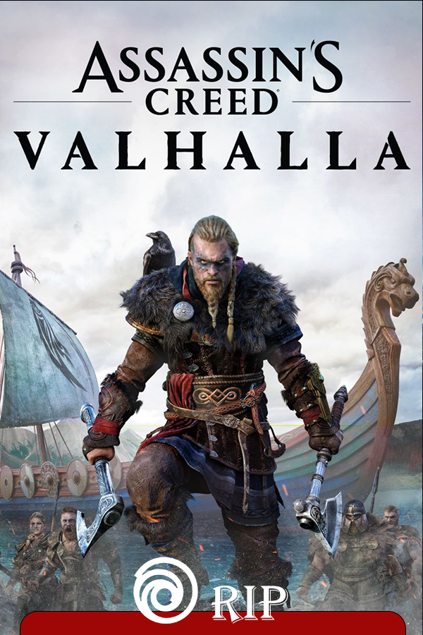 Poster Assassin's Creed: Valhalla v.1.1.2 [Uplay-Rip] (2020)