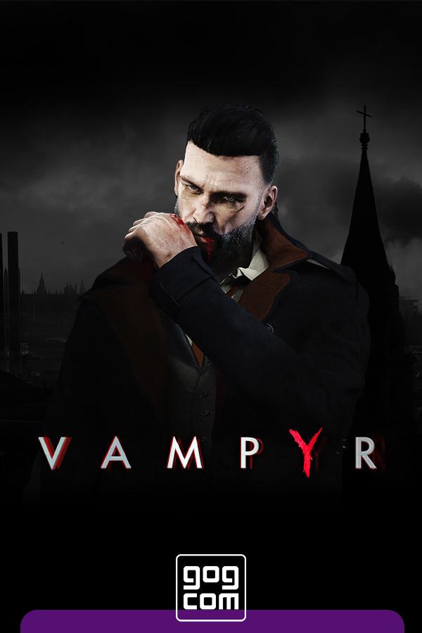 Cover Vampyr v.1.1.7 [GOG]