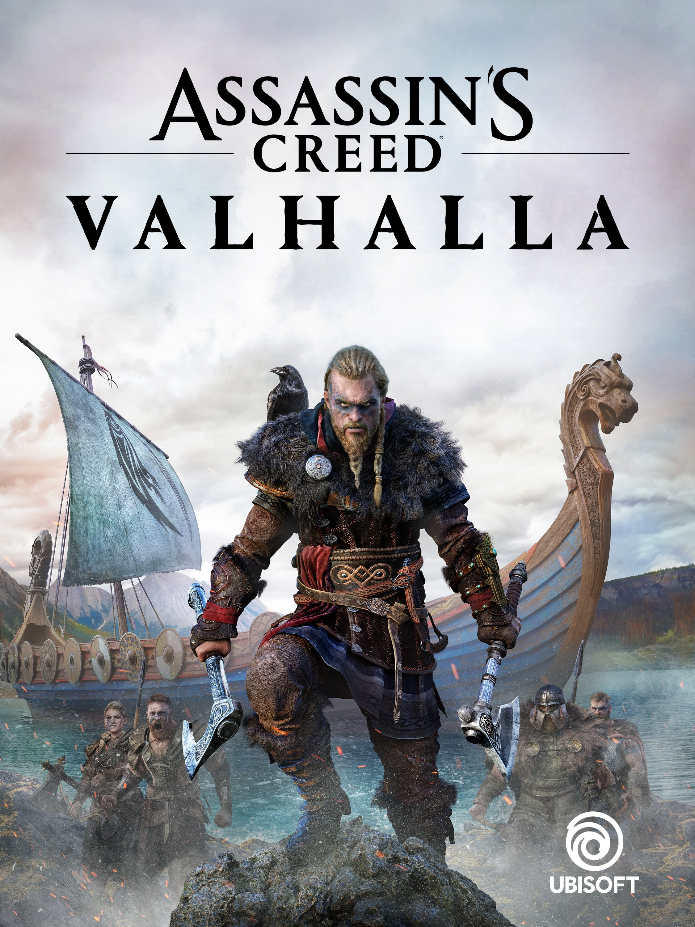 Cover Assassin's Creed: Valhalla v.1.1.2