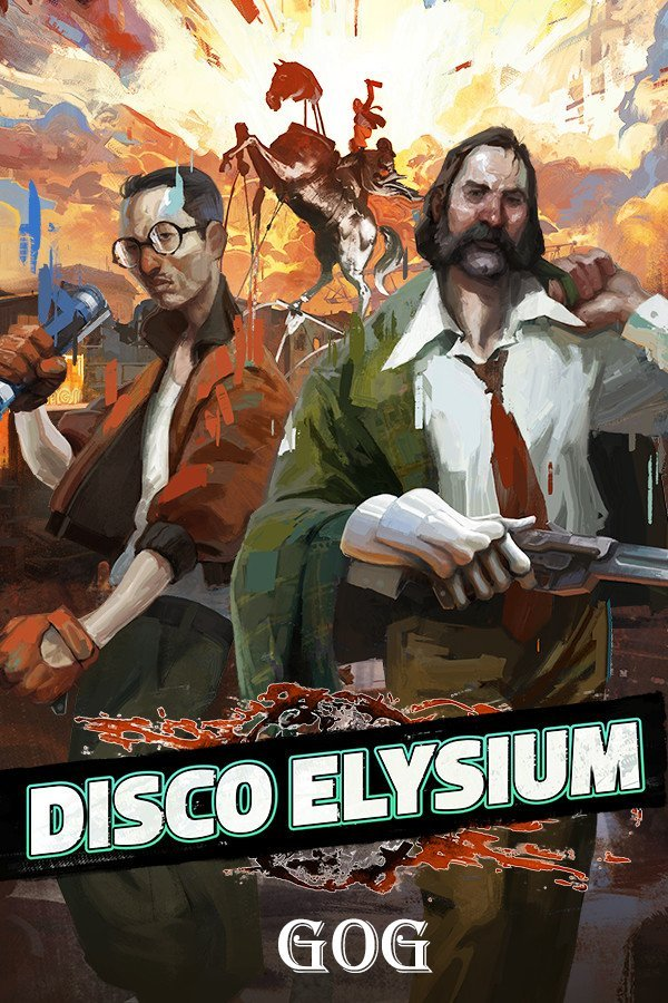 Cover Disco Elysium-The Final Cut v.c09c4438  [GOG]