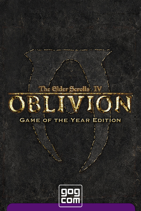 Cover The Elder Scrolls IV: Oblivion Game of the Year Edition Deluxe v.1.2.0416 CS (12788) [GOG]
