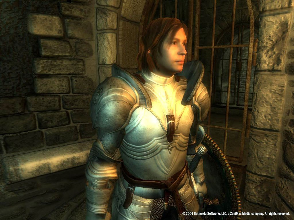 Screenshot for the game The Elder Scrolls IV: Oblivion Game of the Year Edition Deluxe v.1.2.0416 CS (12788) [GOG]