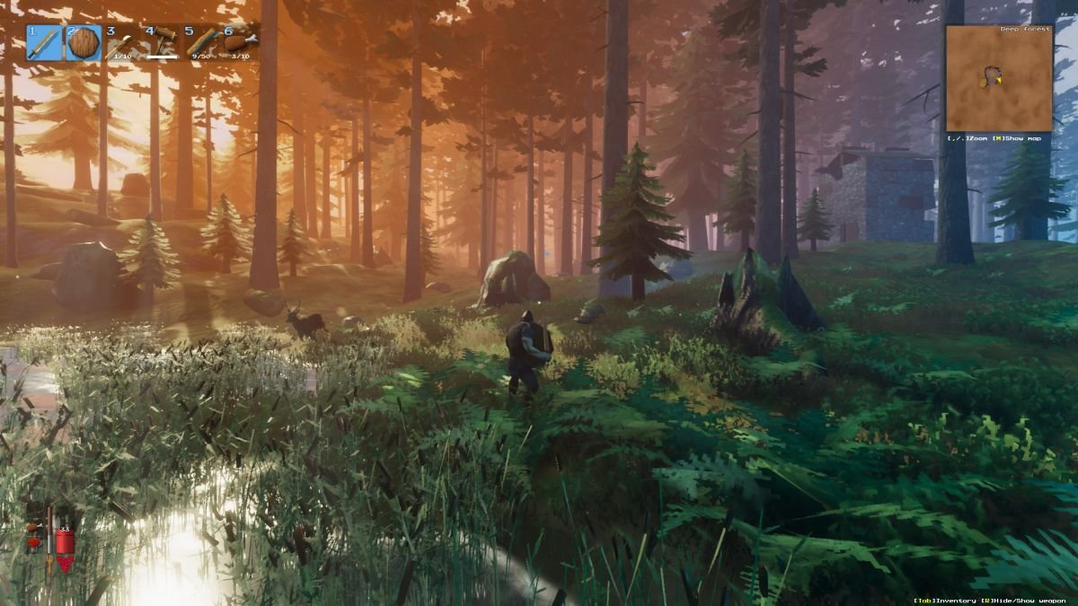 Screenshot for the game Valheim [0.150.3 Early Access]
