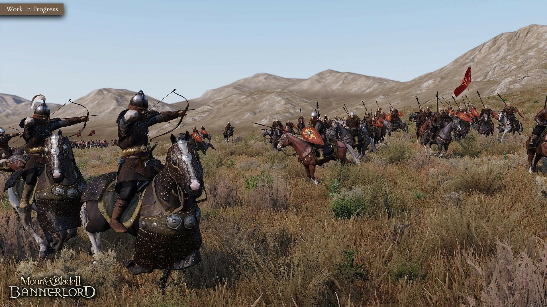Screenshot for the game Mount & Blade II: Bannerlord v. 1.5.9.267611