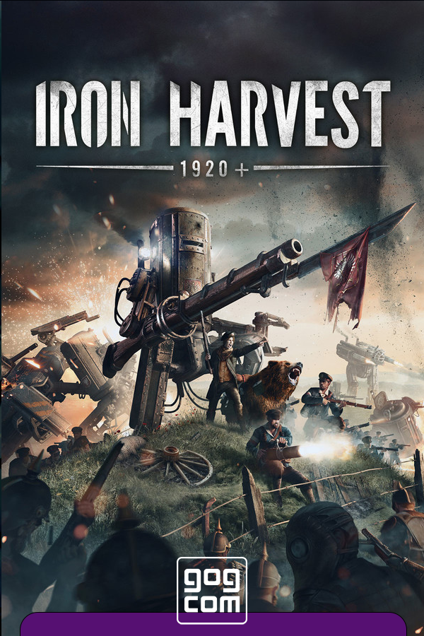 Cover Iron Harvest - Deluxe Edition v.1.1.5.2145 [GOG]