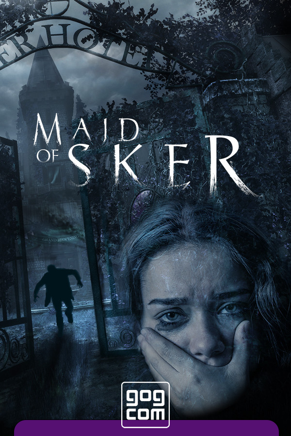 Cover Maid of Sker Bundle Edition v. 1.4.1 (46741) [GOG]