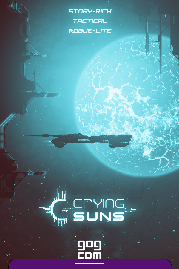 Cover Crying Suns v.2.2.5 [GOG]