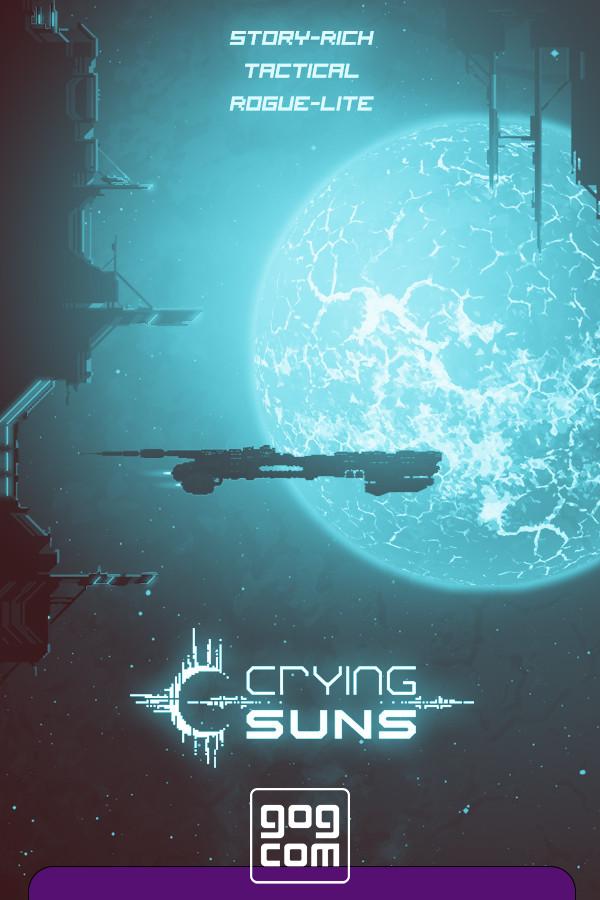 Poster Crying Suns v.2.2.5 [GOG] (2019)