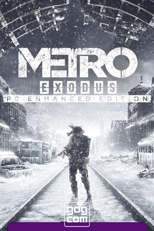 Cover Metro: Exodus - Enhanced Edition v.3.0.7.24 (46543) [GOG]