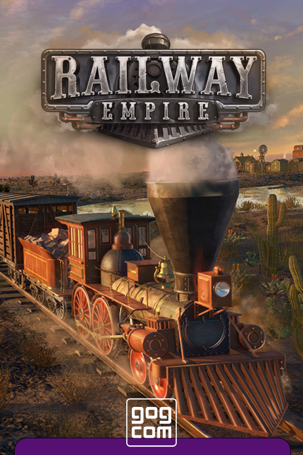 Cover Railway Empire Complete Collection v.1.14.0.27219 [GOG]
