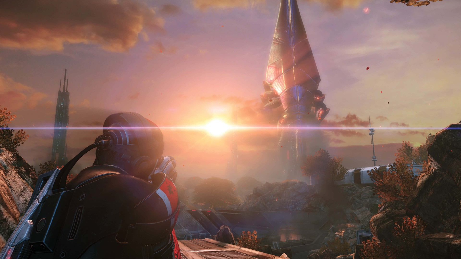 Screenshot for the game Mass Effect: Legendary Edition (2021) download torrent License