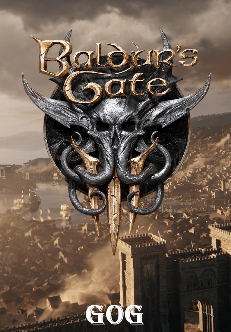 Cover Baldur's Gate 3 (v.4.1.106.9344) [GOG] (Early Access)