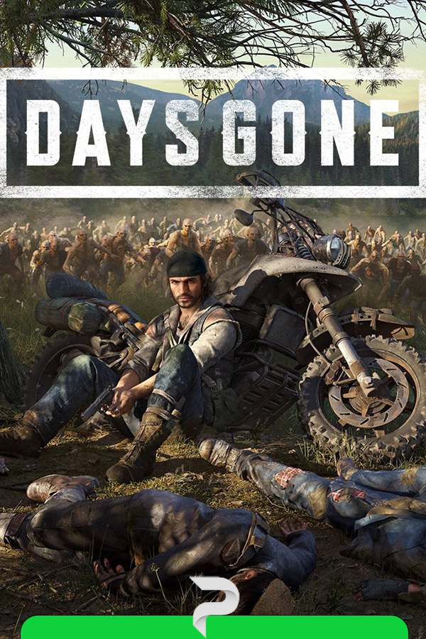 Cover Days Gone [Portable]