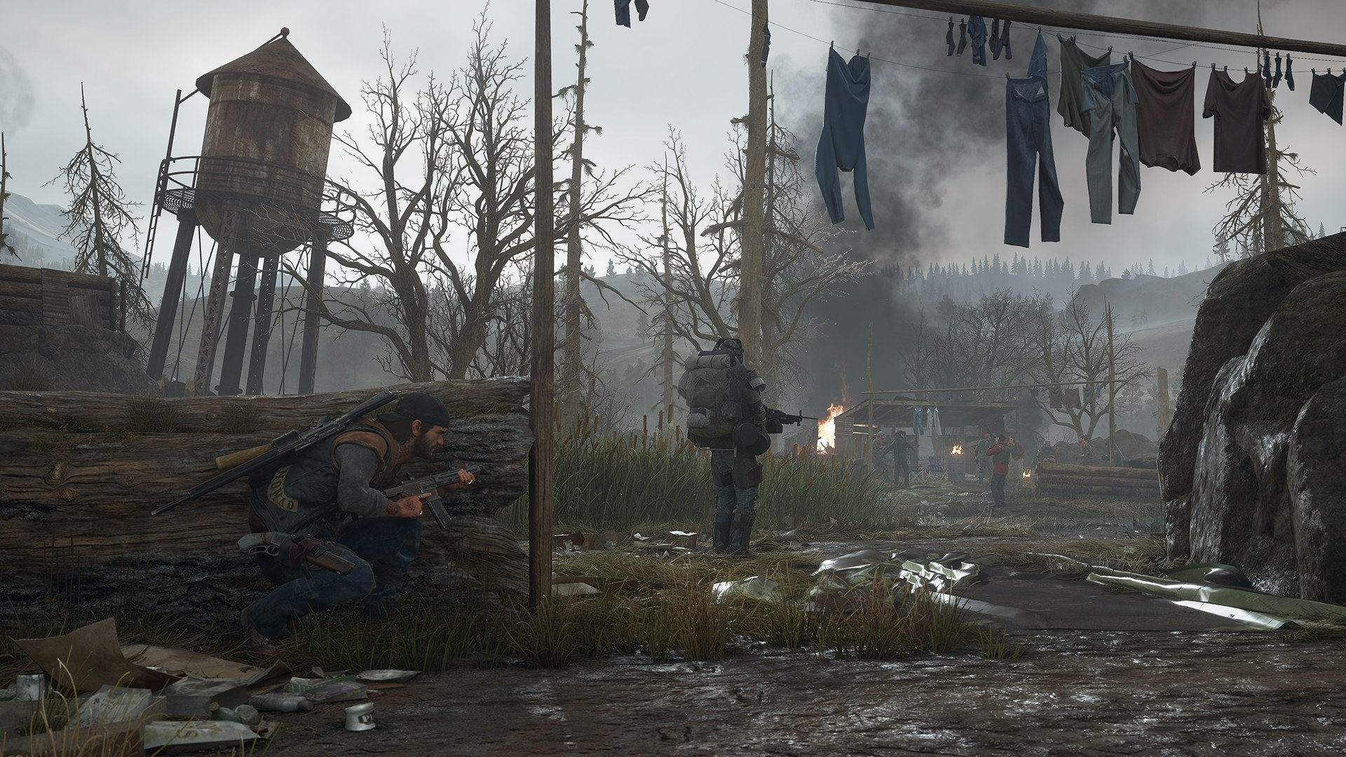 Screenshot for the game Days Gone