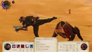Screenshot for the game Vagrus — The Riven Realms