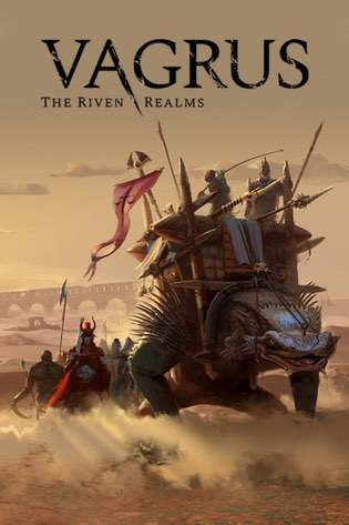 Cover Vagrus — The Riven Realms