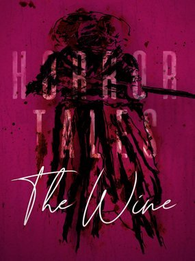 Cover Horror Tales: The Wine