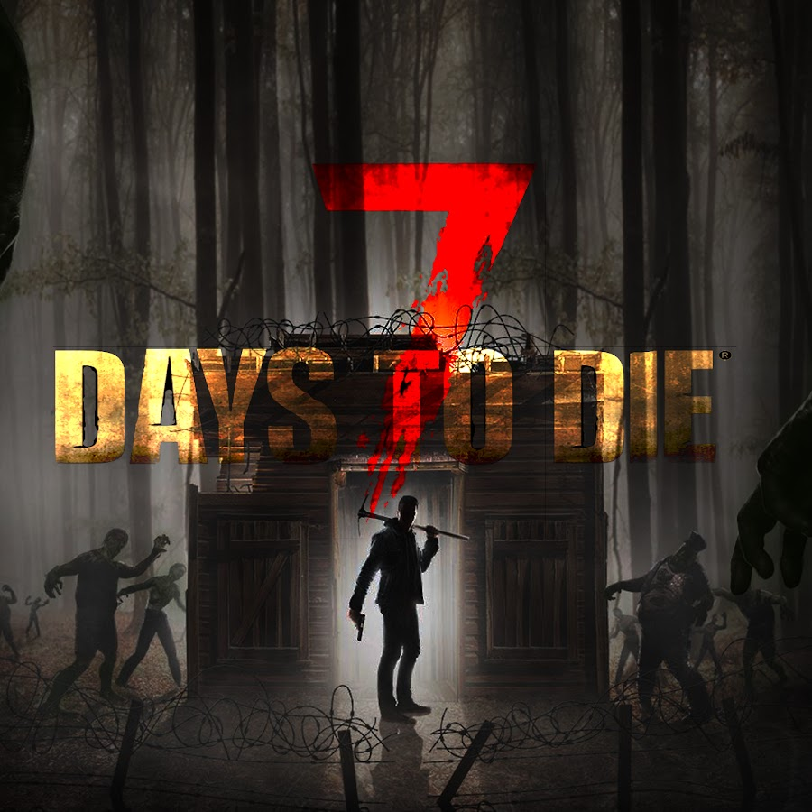 Cover 7 Days To Die Alpha