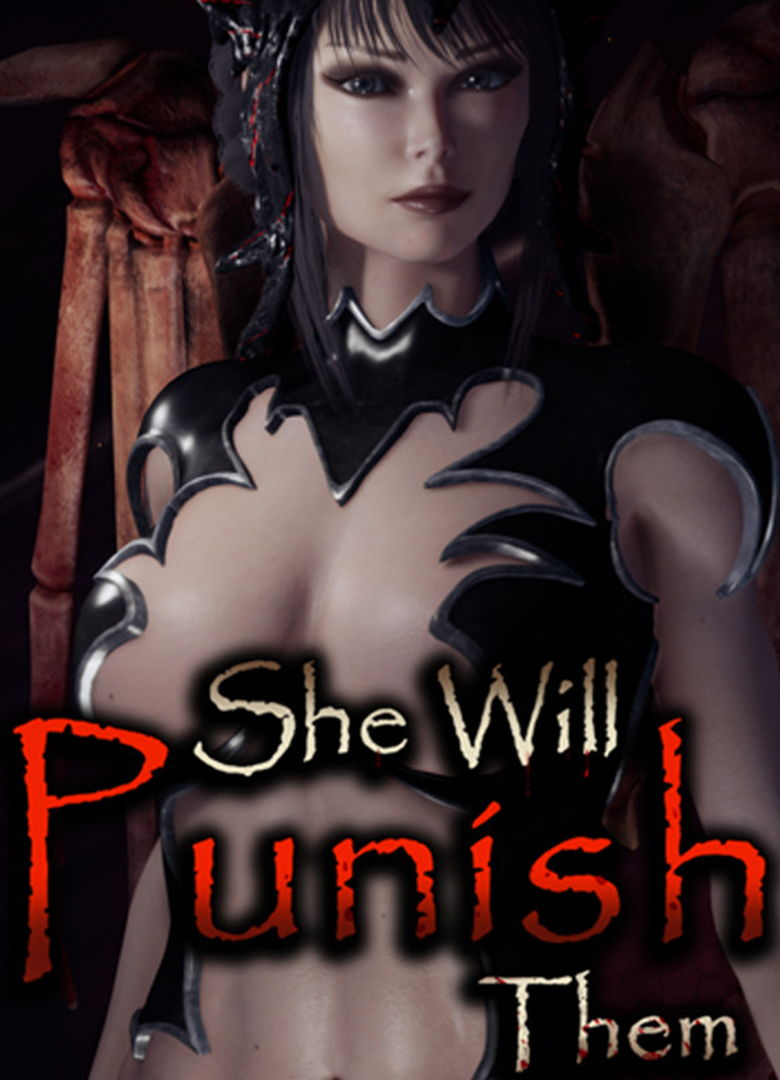 Cover She Will Punish Them