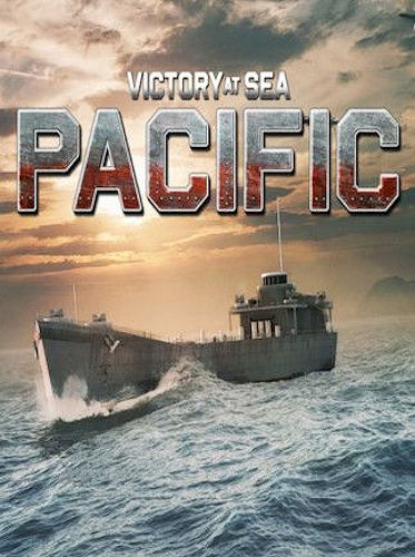Cover Victory At Sea Pacific