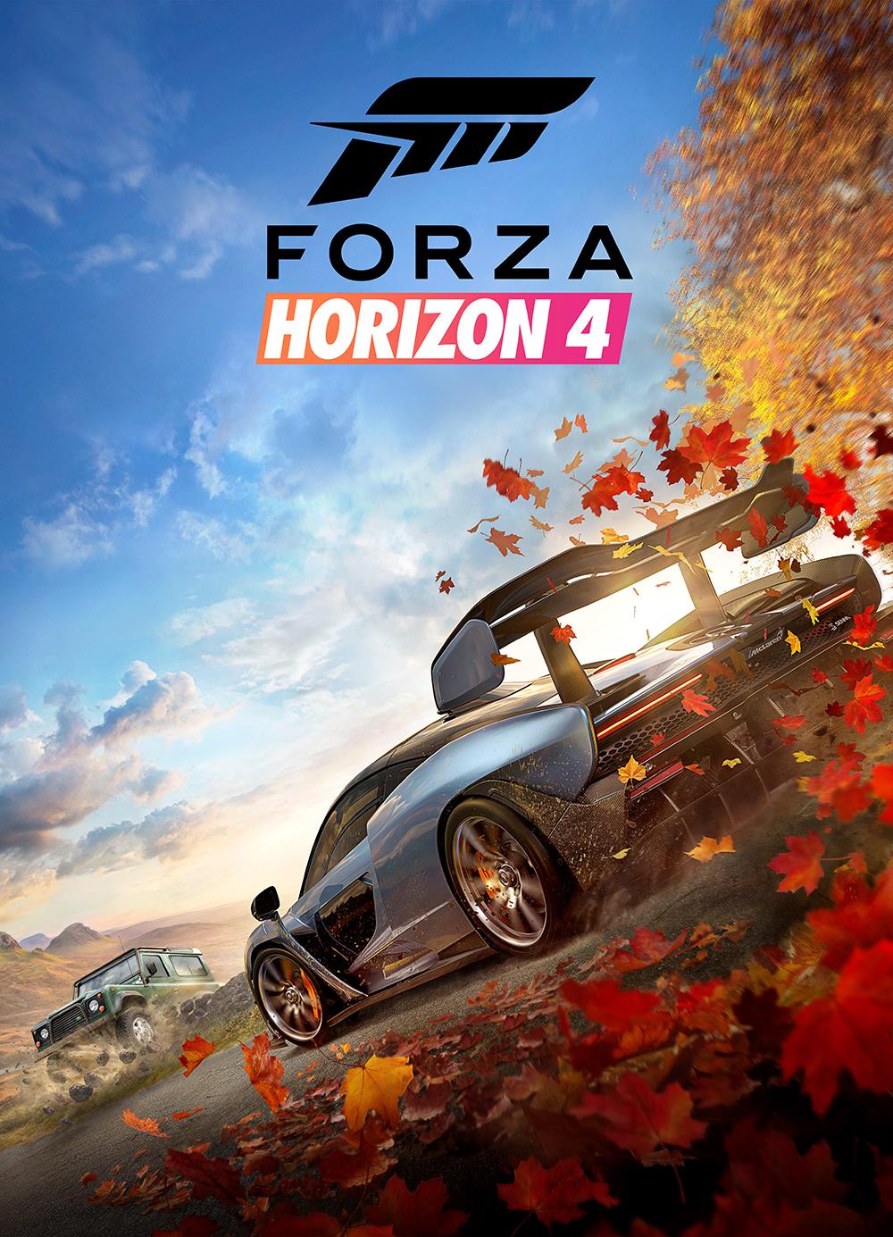 Cover Forza Horizon 4