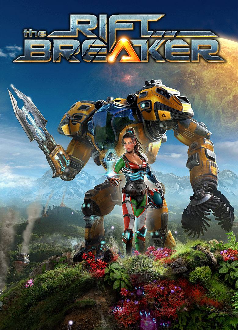 Cover The Riftbreaker