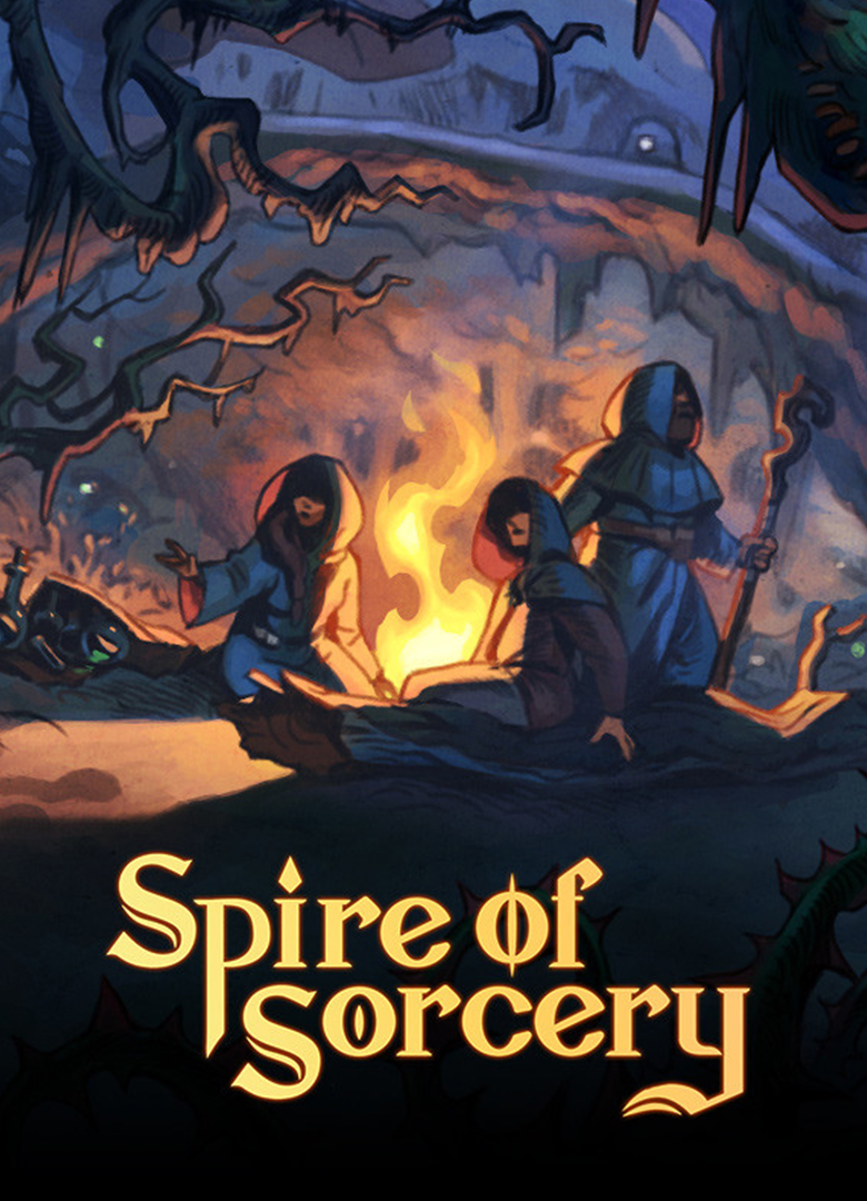 Cover Spire of Sorcery