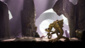 Screenshot for the game GRIME