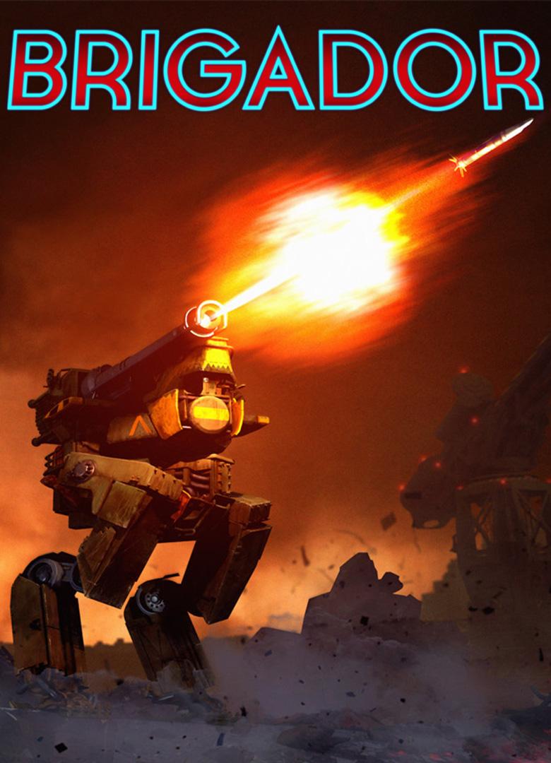 Cover Brigador: Up-Armored Edition