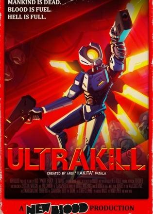 Cover ULTRAKILL