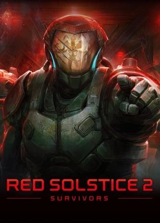 Cover Red Solstice 2: Survivors