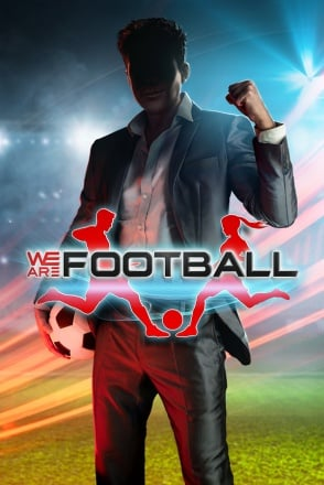 Cover WE ARE FOOTBALL