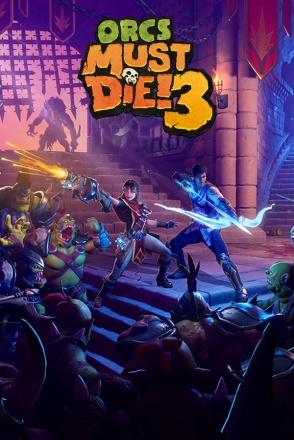 Cover Orcs Must Die! 3