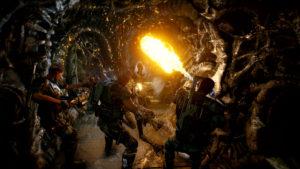 Screenshot for the game Aliens: Fireteam Elite
