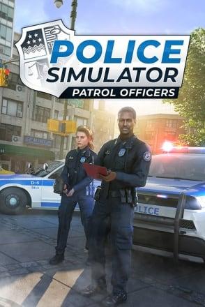 Poster Police Simulator: Patrol Officers (2021)