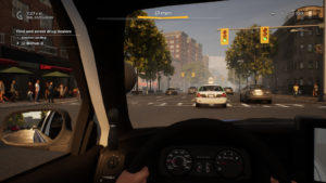Screenshot for the game Police Simulator: Patrol Officers