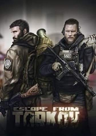 Cover Escape from Tarkov