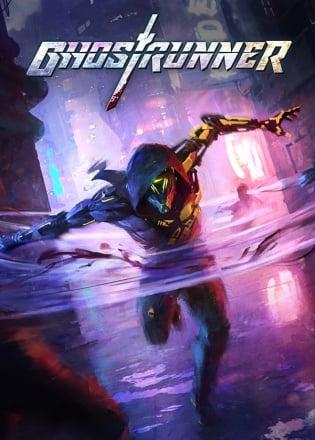 Cover Ghostrunner
