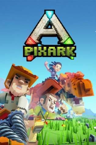 Cover PixARK