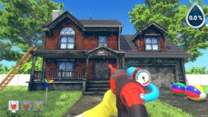Screenshot for the game PowerWash Simulator