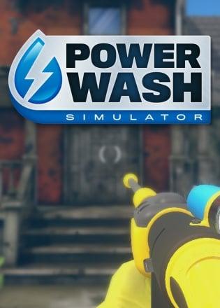 Cover PowerWash Simulator