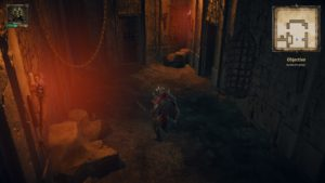 Screenshot for the game King Arthur: Knight's Tale