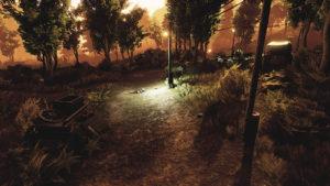Screenshot for the game DESOLATE