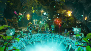 Screenshot for the game Arboria