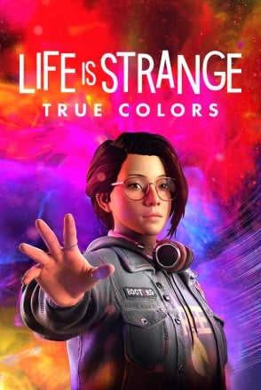Cover Life is Strange: True Colors