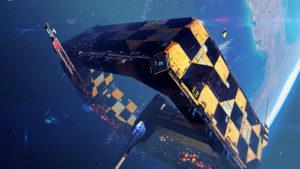 Screenshot for the game Hardspace Shipbreaker
